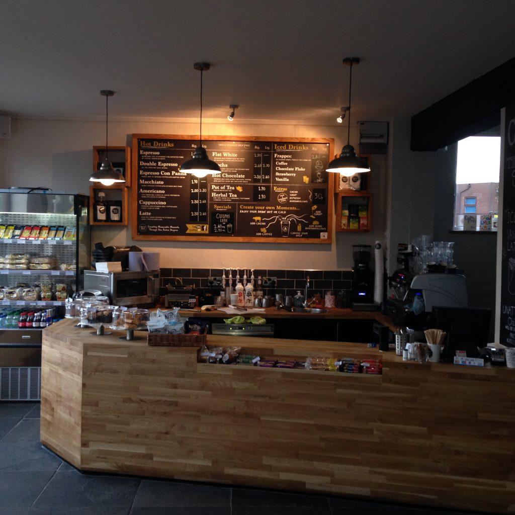 Shop Design: Coffee Shop Design, Refurbishment, And Fit Outs In