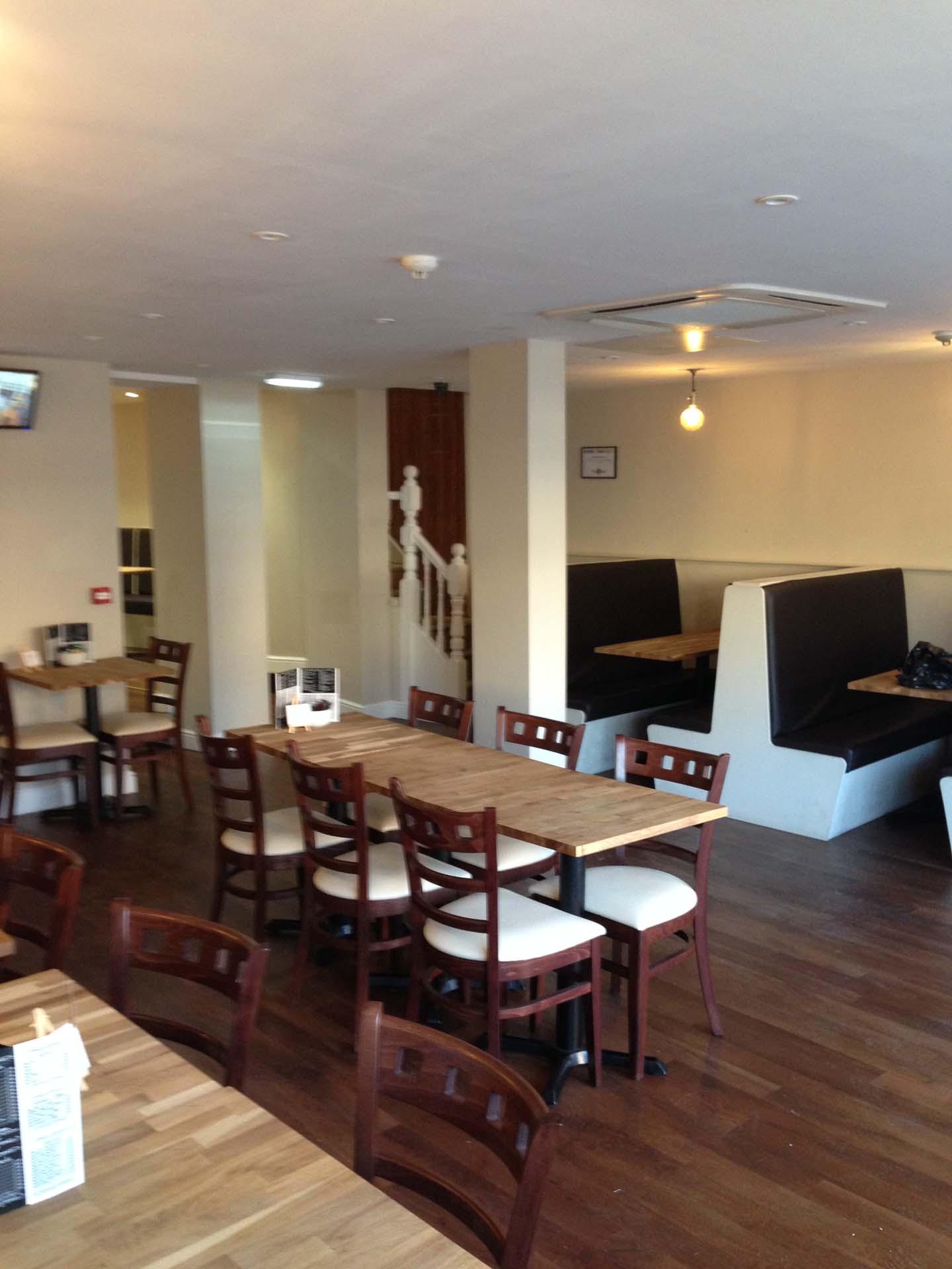 Tea and Toast Boston Lincolnshire Coffee Shop Design