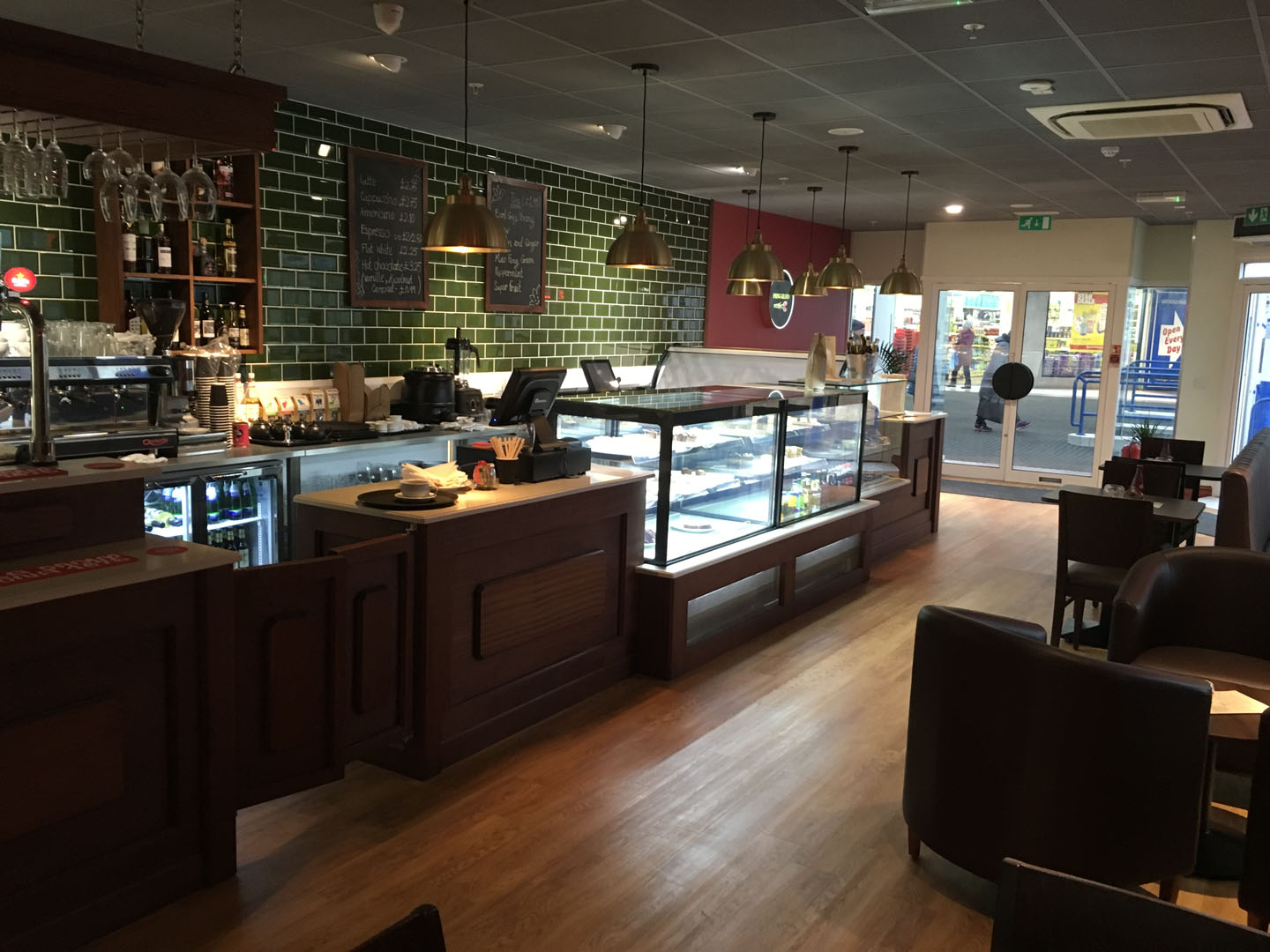 Coffee Shop Design And Fitout In Greater Manchester Simply